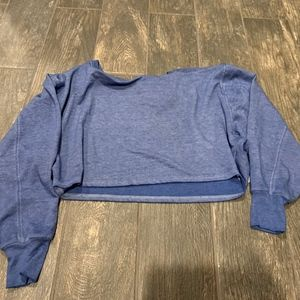 NWT FREE PEOPLE MOVEMENT CROP